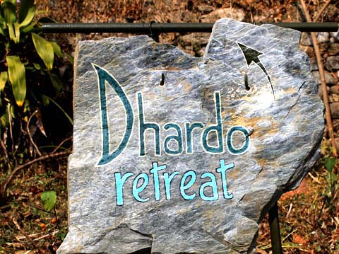 Dhardo Rimpoche at the Retreat Centre1